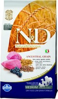 N&D Dog Low Grain Lamb & Blueberry Adult Medium&Maxi 12 кг