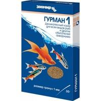 ЗооМир Гурман1 корм для аквариумных рыб