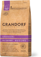 Grandorf 12кг для собак крупных пород ягненок рис