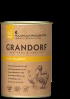 Grandorf ж\б 400г для собак утка индейка