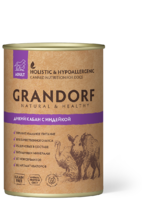 Grandorf ж\б 400г для собак дикий кабан индейка