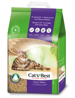 Наполнитель Cat's Best Nature GOLD, 10 кг  для длинношерстных кошек