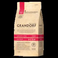 GRANDORF Lamb & Brown Rice Adult Indoor 400 гр - ягнёнок с бурым рисом для взрослых кошек