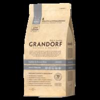 GRANDORF Rabbit & Brown Rice Adult Sterilised 2 кг - кролик с бурым рисом для взрослых стерилизованных кошек
