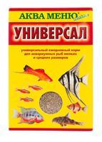 Аква Меню УНИВЕРСАЛ ежедневный корм для аквариумных рыб