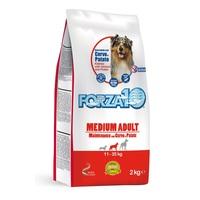Корм для собак Форза Forza 10 Medium ADULT MAINTENANCE из оленины с картофелем. из оленины с картофелем, 15 кг