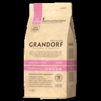 GRANDORF Lamb & Brown Rice Kitten 2 кг - ягнёнок с бурым рисом для котят