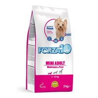 Корм для собак мелких пород Forza10 Mini Maintenance Pesce 2 кг
