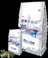 Монже 1,5 кг cухой корм Диета для кошек с гастроэнтерологическими патологиями
