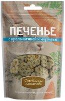 Деревенские лак. д/соб печенье с крольчатиной и морковью 100г