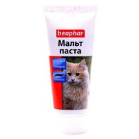 БЕАФАР Мальт-паста д/кошек 25мл
