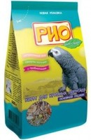 РИО корм для крупных попугаев, 500 г
