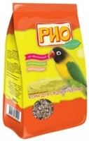 РИО корм для средних попугаев, 500 г