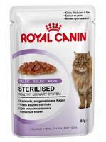 Роял канин Sterilised Jelly в желе 85 g