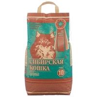Сибирская кошка лесной, 10л наполнитель древесный
