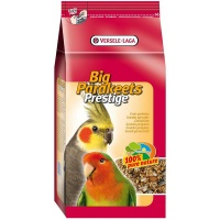 Versele-Laga Корм Prestige Big Parakeets для средних попугаев, 1 кг